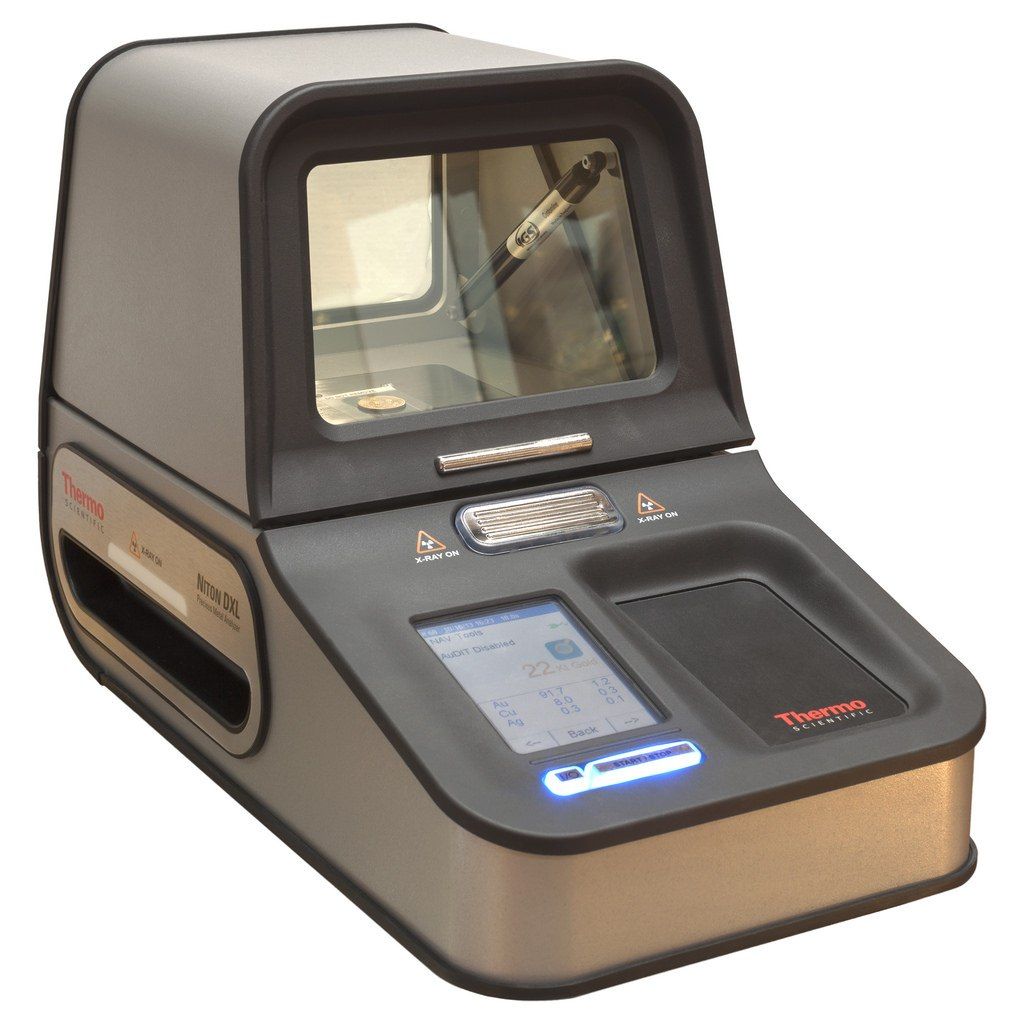 Thermo Scientific Niton DXL precious metal Analyser