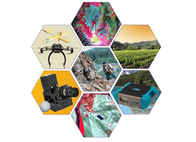 Combining hyperspectral and ground-truthing is a winning solution
