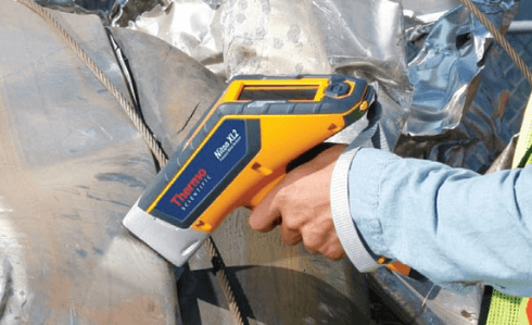 Niton XL2 - In Field general metal analysis