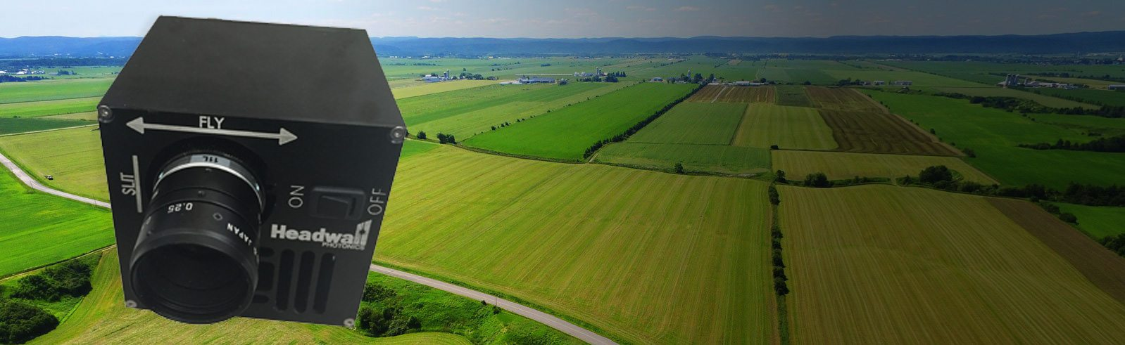 Precision Ag history shows that development of multispectral capability has been a game changer