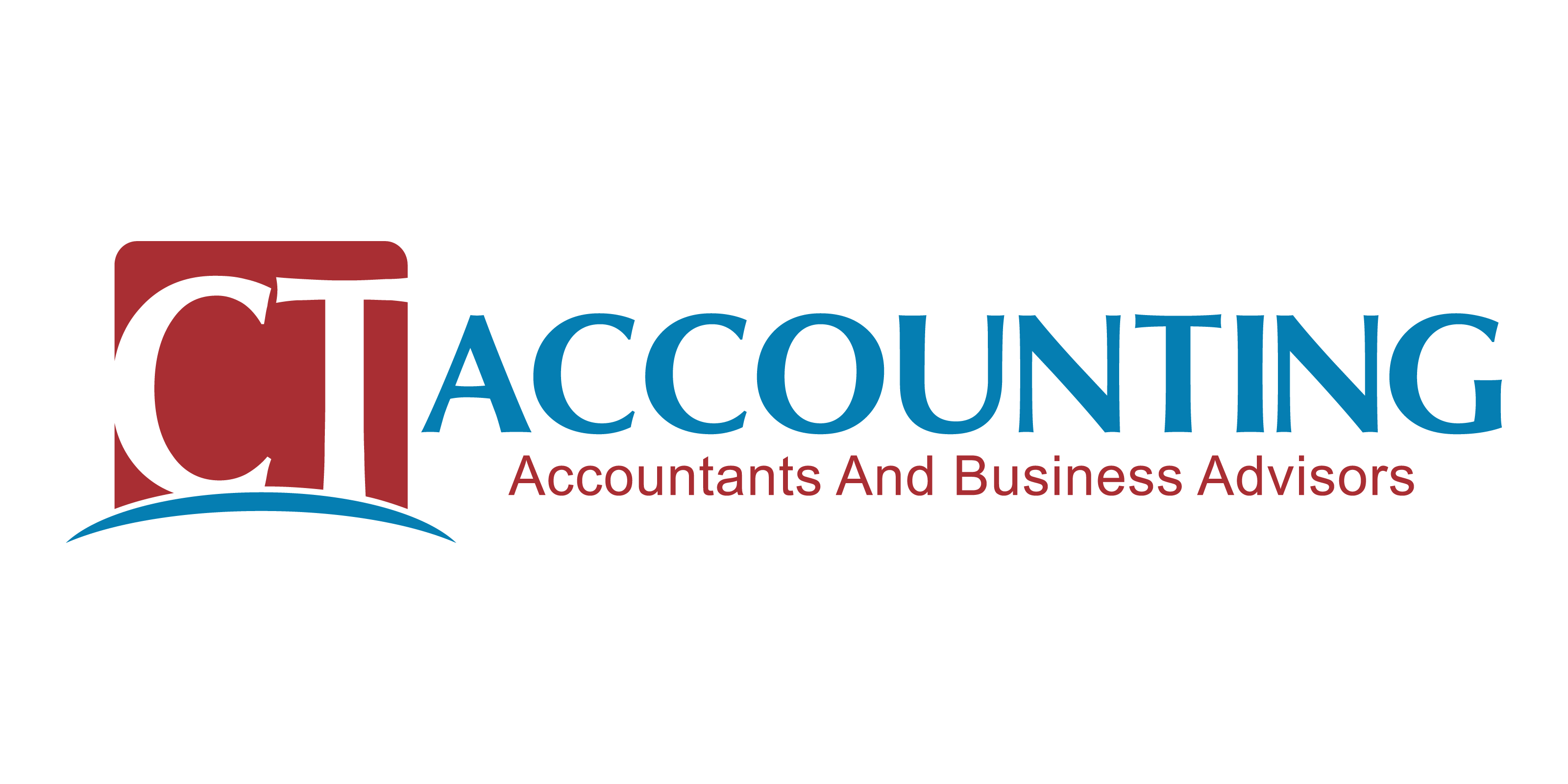 CT Accounting business logo